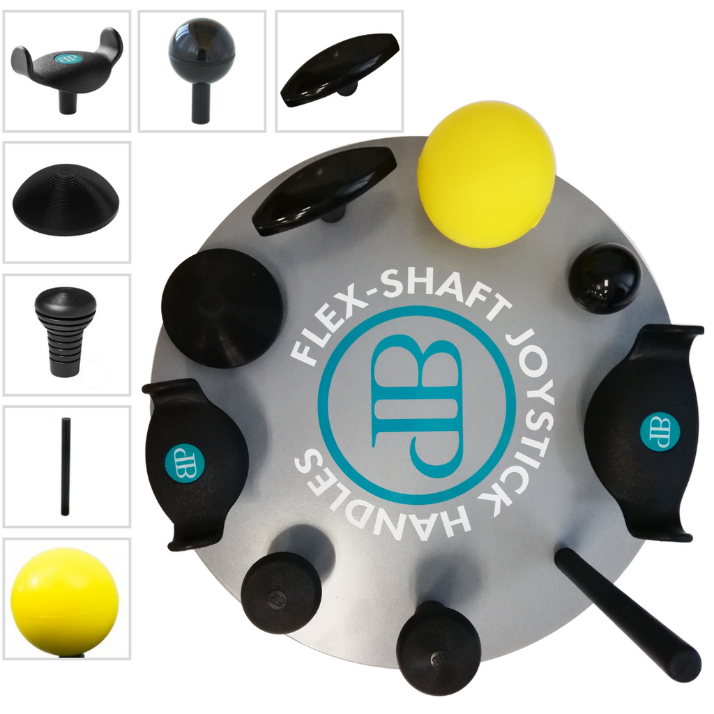 Bodypoint Flex-Shaft Joystick Handles