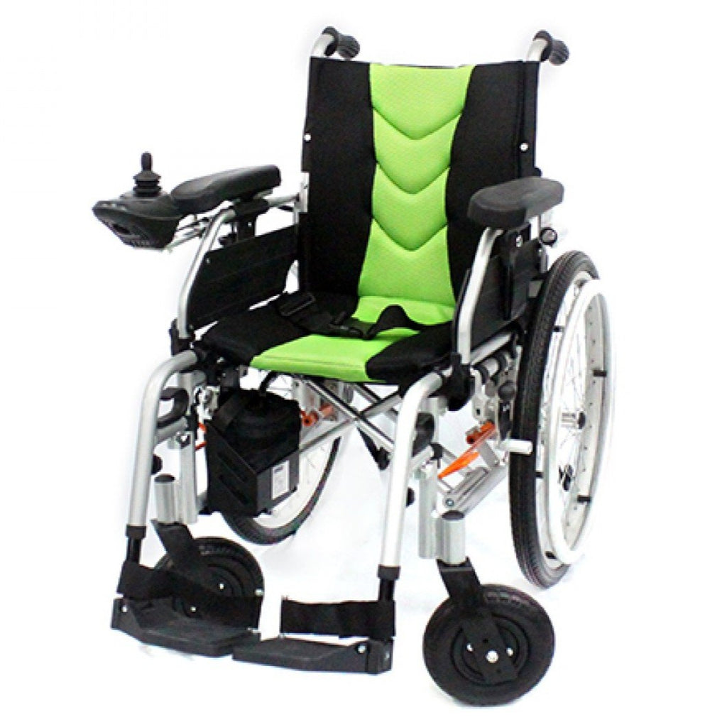 CRUZ MOTORISED WHEELCHAIR - DNR Wheels