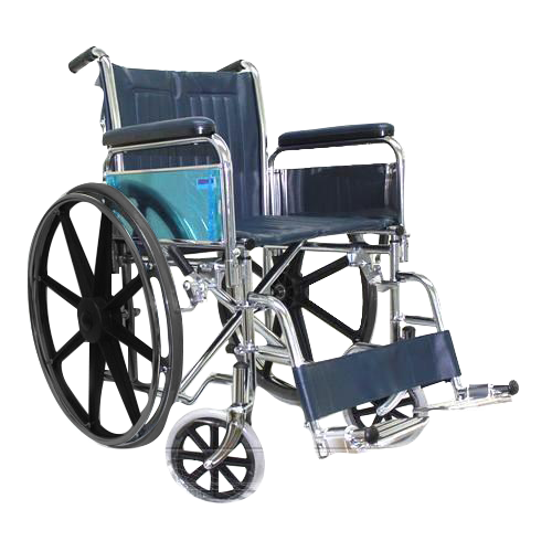 CHROME Detachable Wheelchair