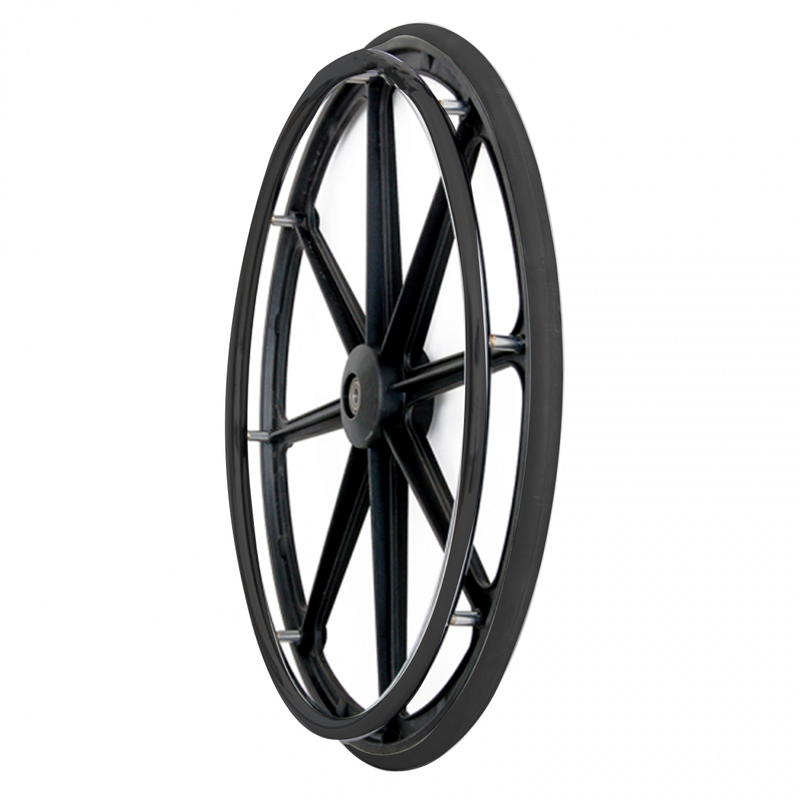 "Chrome Mag Wheels 24 x 1"" (Each)"