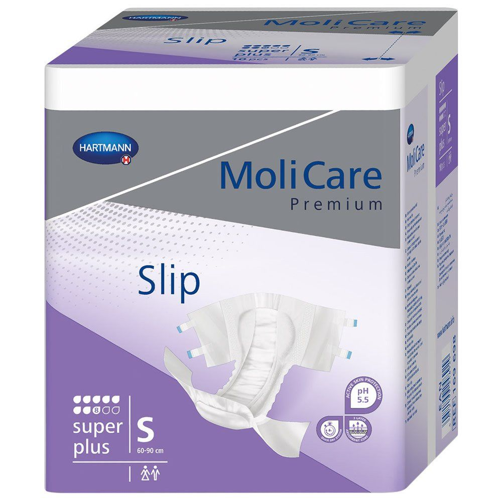 MoliCare® Premium Super Plus Diapers