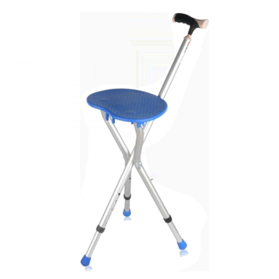 Height Adjustable Seat Cane - DNR Wheels