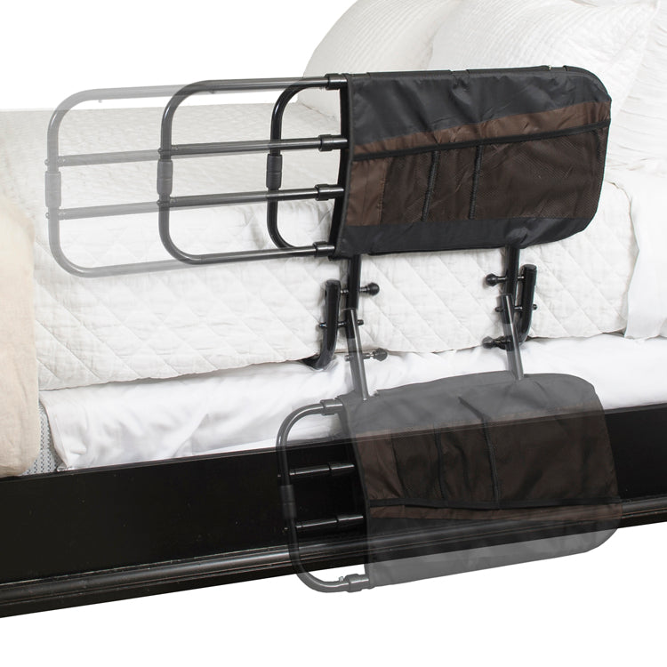 Stander EZ Adjust Bed Rail drop down