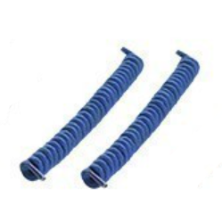 Elastic Shoelace blue
