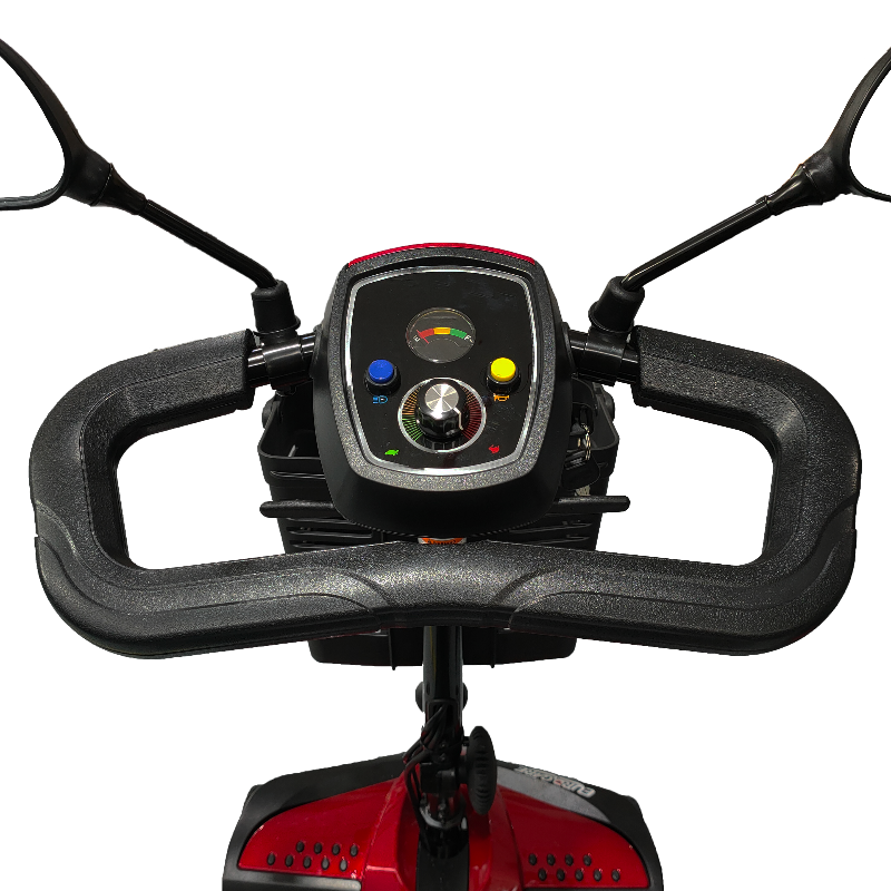 Eurocare Sprint Scooter dashboard