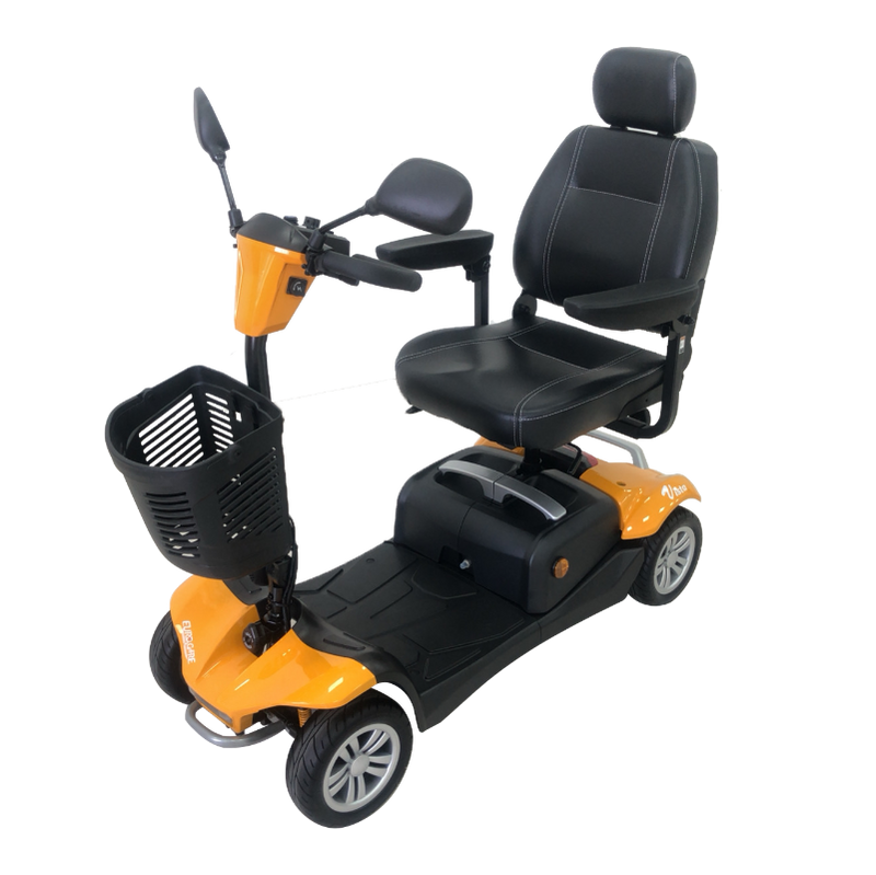 Eurocare 4 Wheels Vista Scooter full view