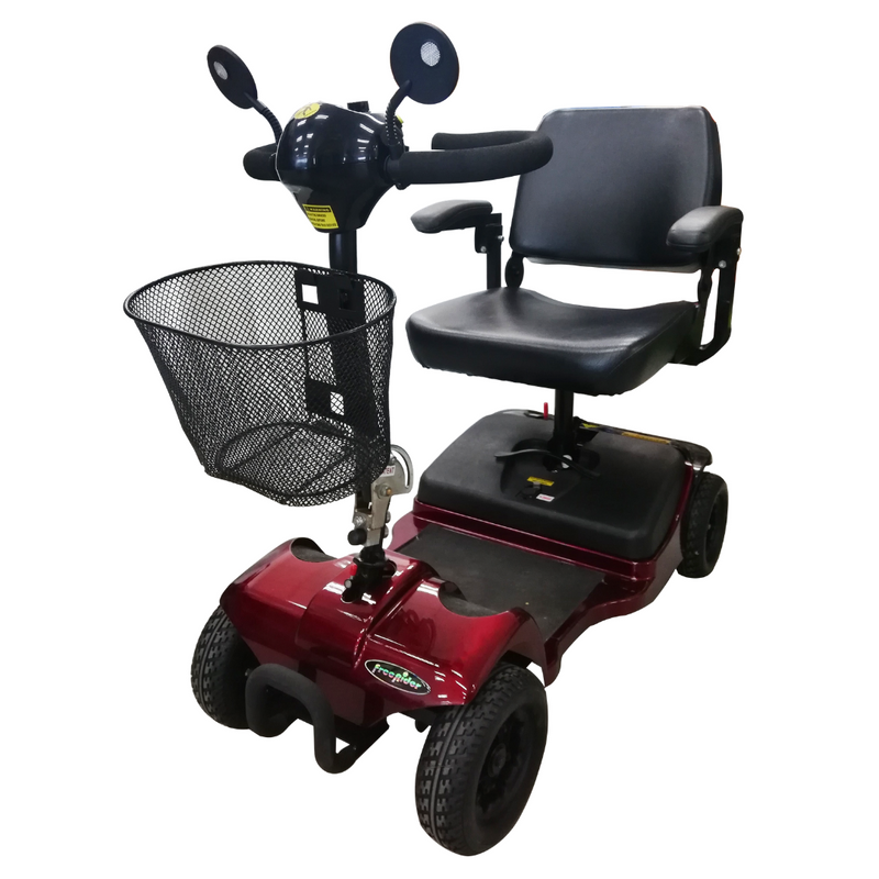 QUALITY LIFE 4 Wheels Classic Scooter – 21AH