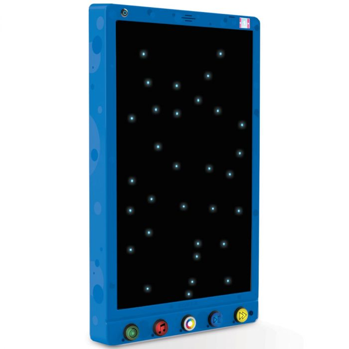 Fireworks Extravaganza Sensory Room Wall Panel blue