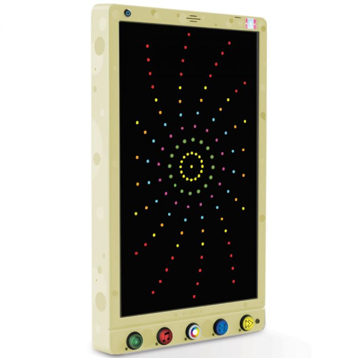 Fireworks Extravaganza Sensory Room Wall Panel cream