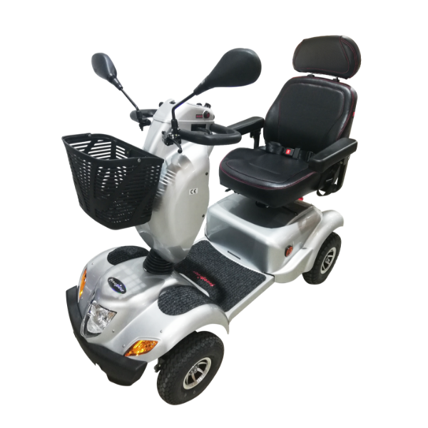 FREERIDER Land Ranger XL 4 Wheels Scooter
