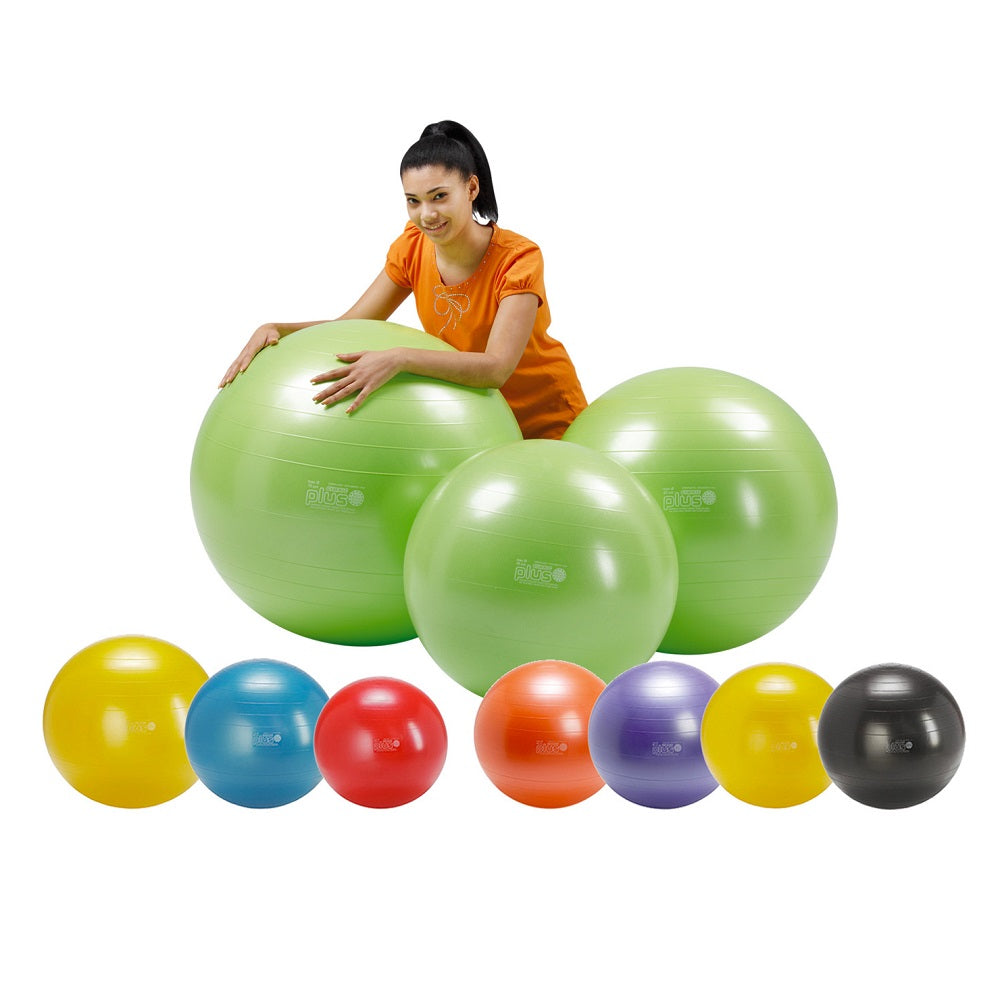 Gymnic Plus Ball (Red 55cm)