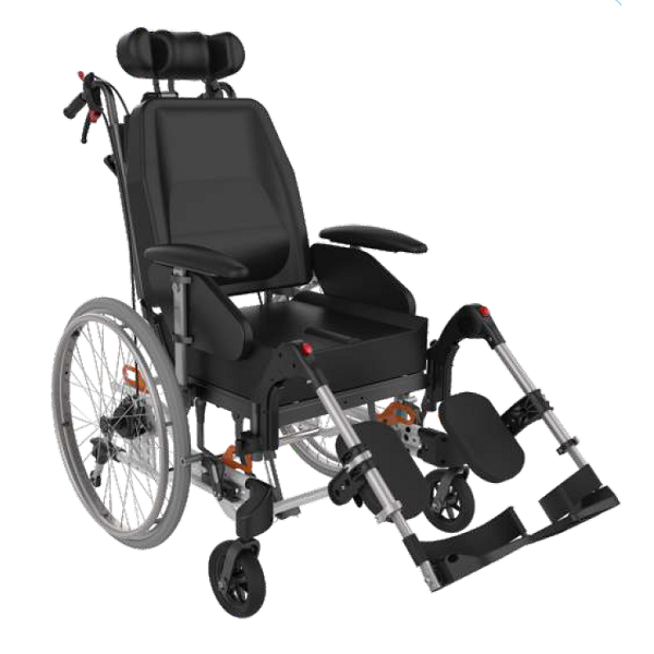 ICON 120SP Tilt & Recline Wheelchair