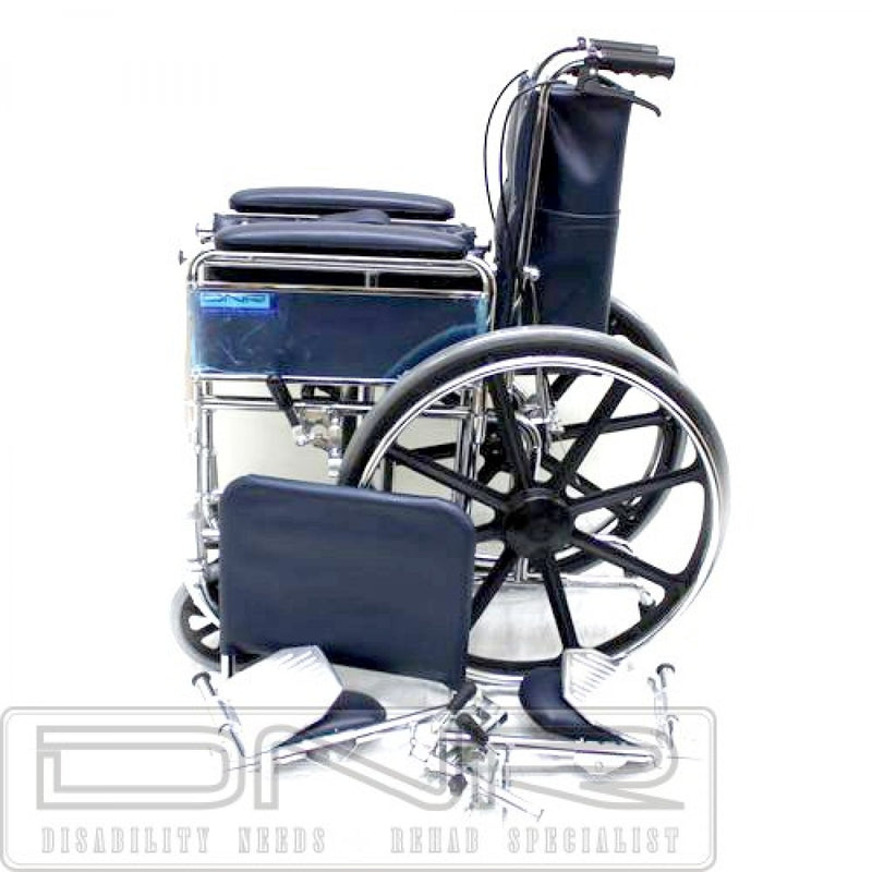 DNR Wheels - CHROME ELEVATING WHEELCHAIR