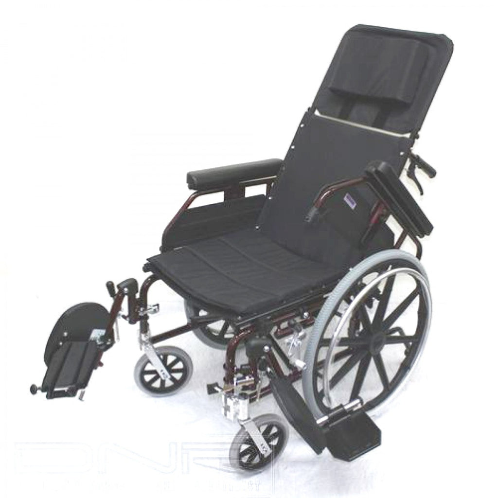 ALUMINIUM RECLINING WHEELCHAIR - DNR Wheels