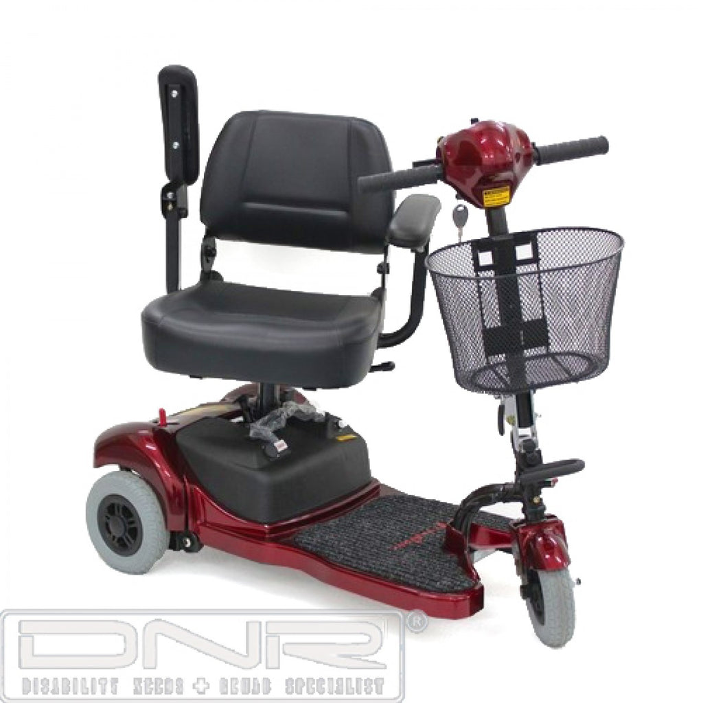 FREERIDER ASCOT SCOOTER (3-WHEEL) - DNR Wheels