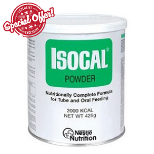 Isocal Powder 425g by Nestlé
