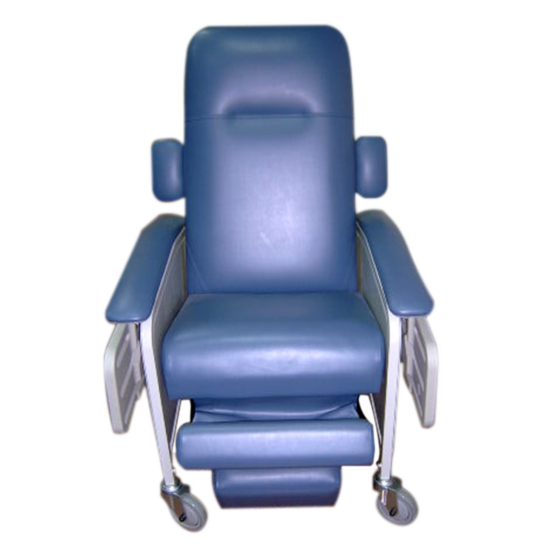 Clinical Reclining Geriatric Chair - DNR Wheels
