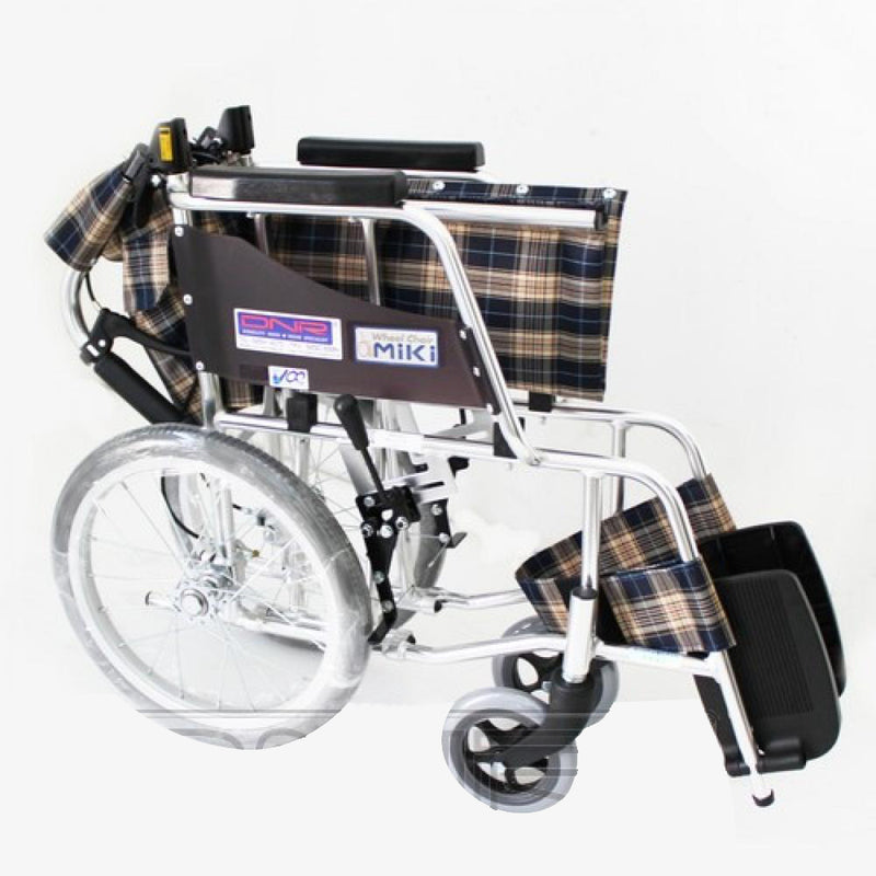 Miki Standard Pushchair Foldback with Assisted Brakes