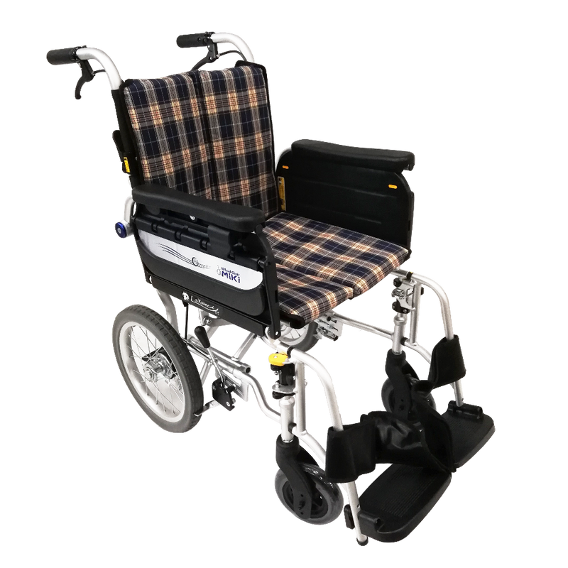 MIKI Transfer Pushchair full view