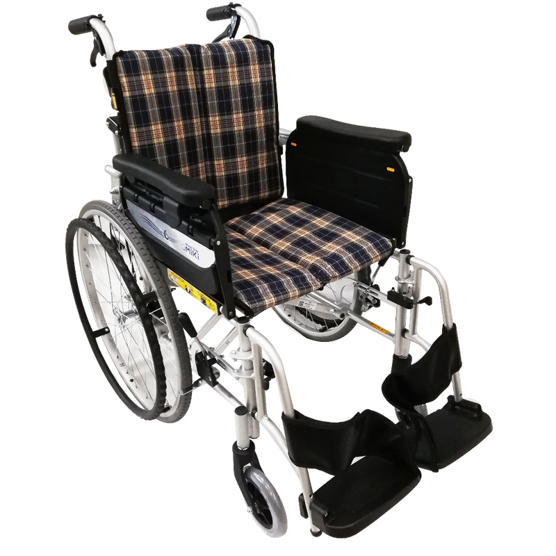 Miki Transfer Wheelchair full view