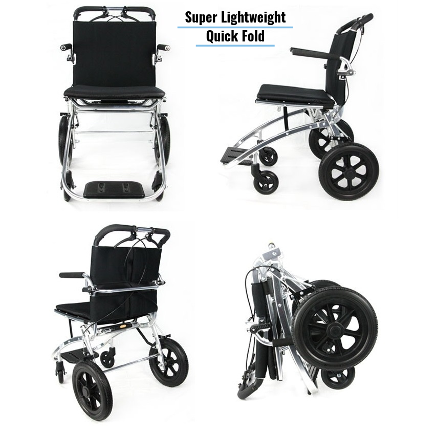 NISSIN Folding Transport Pushchair