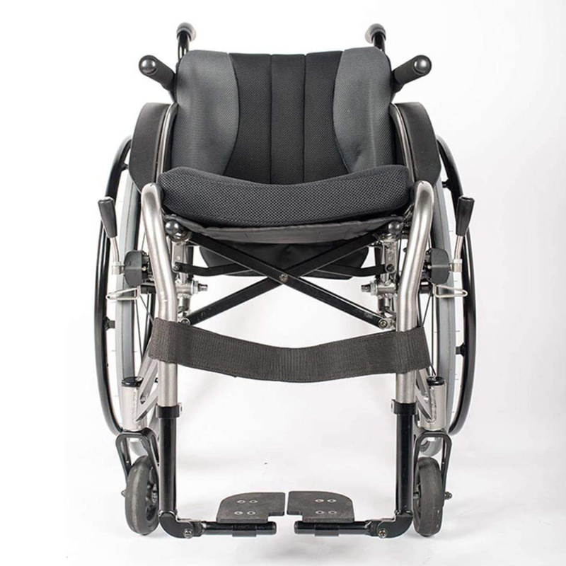 NISSIN Lightweight Active Wheelchair front
