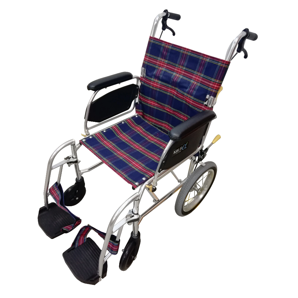 NISSIN Lightweight Detachable Pushchair Foldback with Assisted Brakes