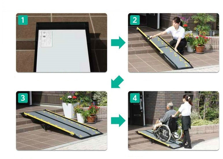 NISSIN Smart Slope Ramp