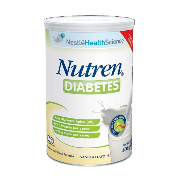 Nutren Diabetes Powder 400g by Nestlé