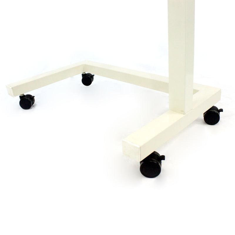 DNR Wheels - Overbed Table with U Base