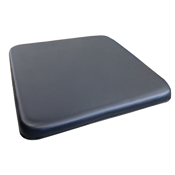 PVC Seat Cushion for Stainless Steel Deluxe Commode