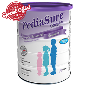 Pediasure Complete (850g) by Abbott