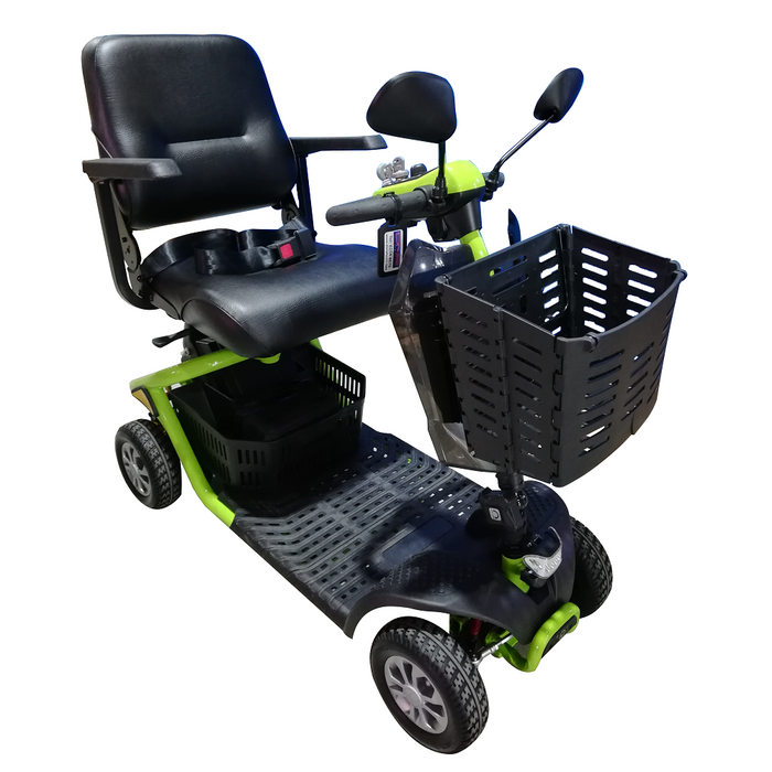 QUALITY LIFE 4 Wheels Active Scooter (22AH + 15AH)