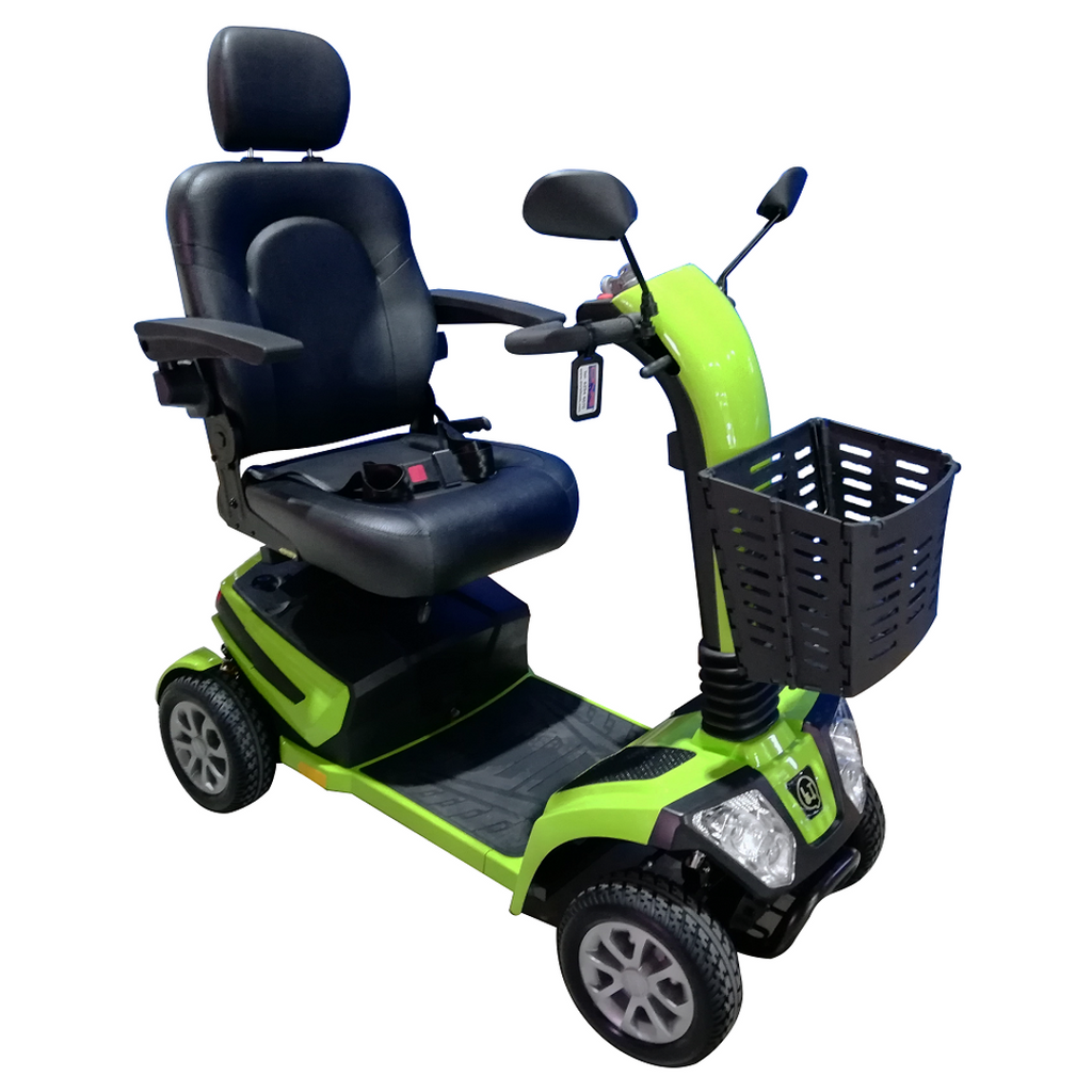 QUALITY LIFE 4 Wheel Deluxe Scooter 35AH