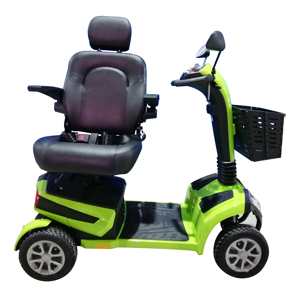 QUALITY LIFE 4 Wheel Deluxe Scooter - 35AH