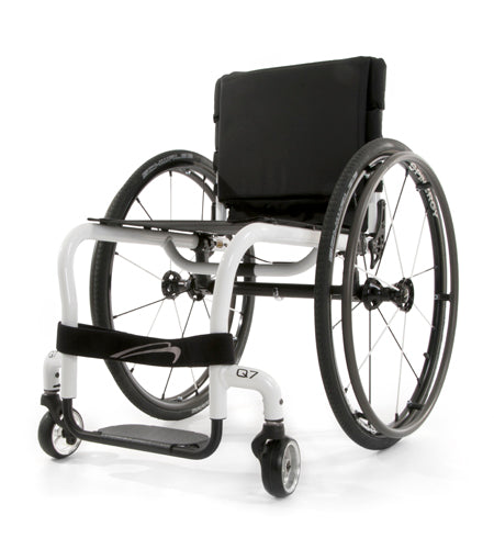 Quickie® Q7® Lightweight Rigid Wheelchair - DNR Wheels