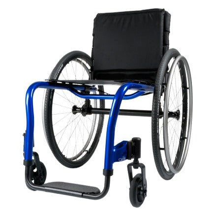 Quickie® QRi® Lightweight Rigid Wheelchair - DNR Wheels