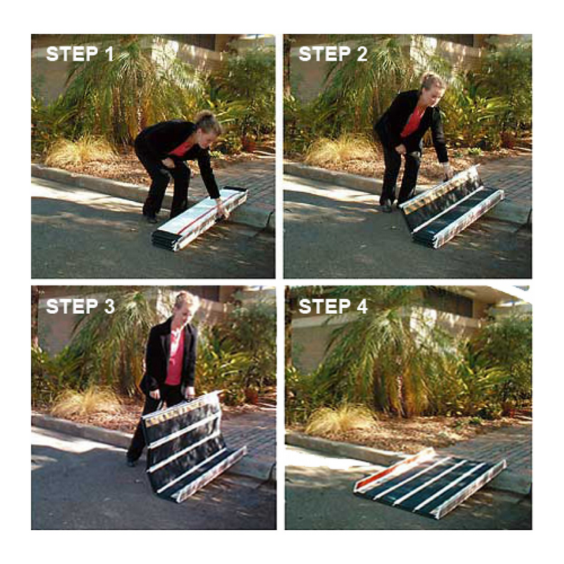DNR Wheels - DecPac EBL Portable Ramp 2.0 m