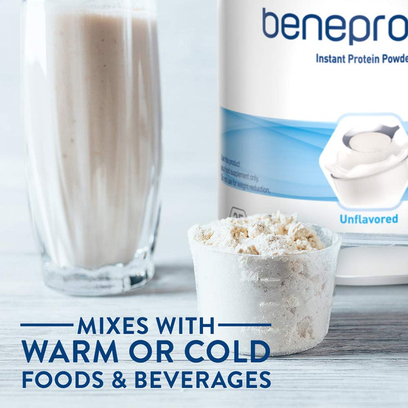 RESOURCE Beneprotein instant protein powder - direction for use