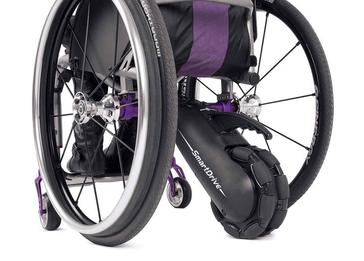 MaxMobility SmartDrive MX2+ - DNR WHEELS PTE LTD