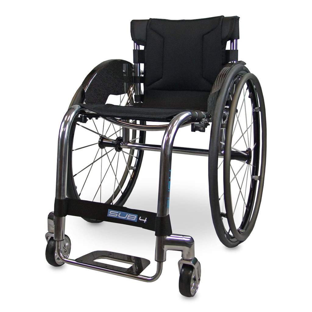 RGK Tiga Sub4 Ultra-Lightweight Aluminium Rigid Active Wheelchair