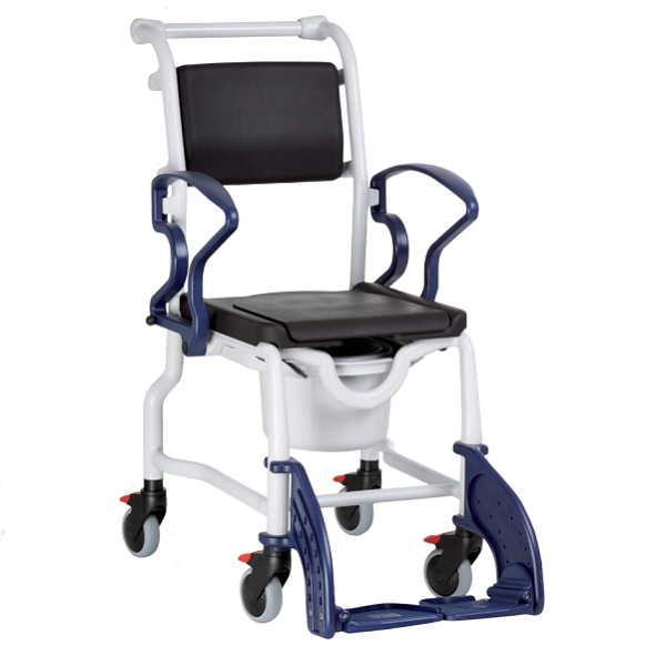 Rebotec Bremen Shower Commode Chair
