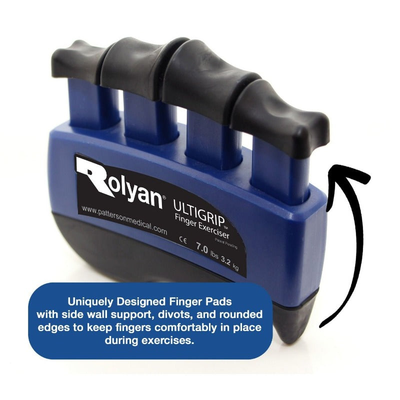 Rolyan Ultigrip Finger Exercisers finger pads