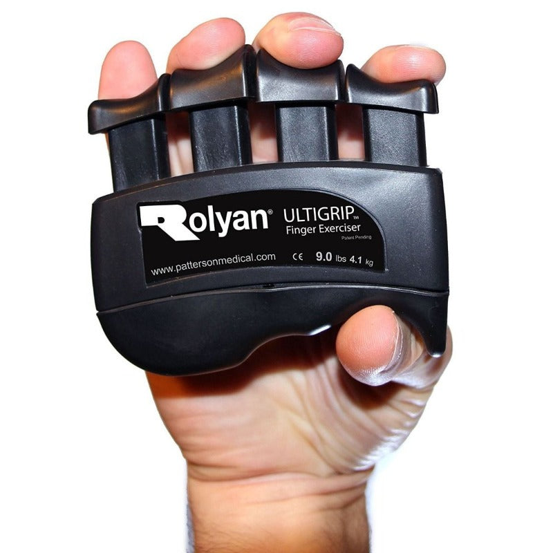 Rolyan Ultigrip Finger Exercisers black