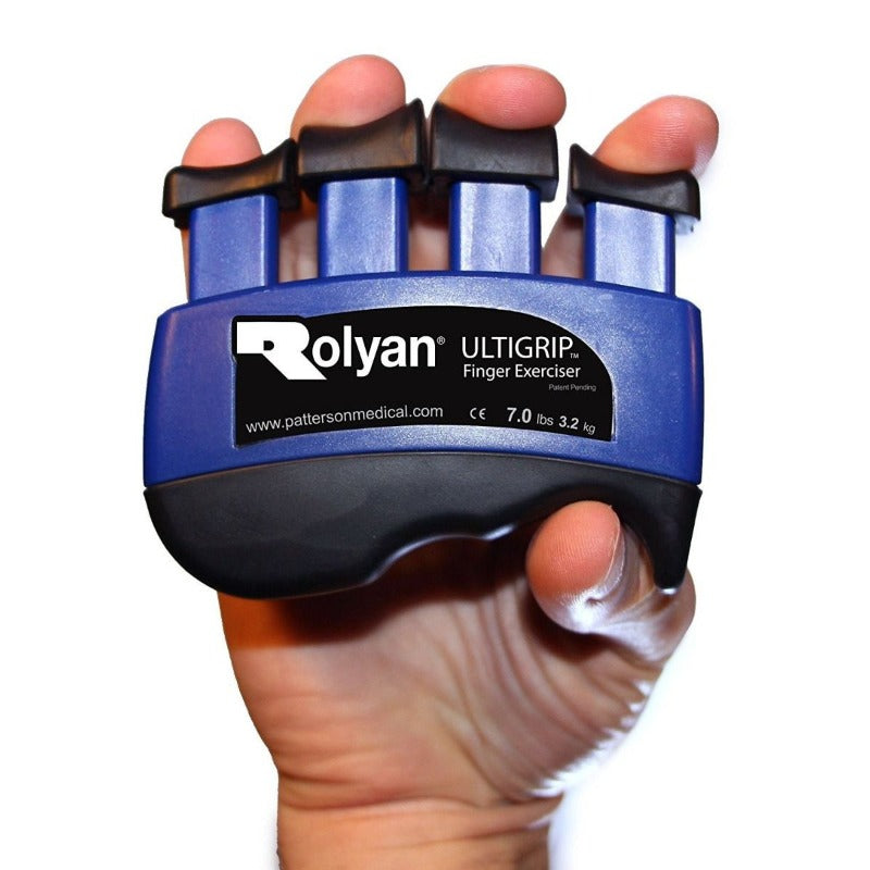 Rolyan Ultigrip Finger Exercisers blue