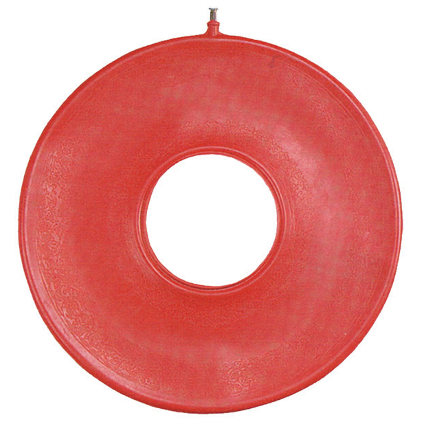 Rubber Air Ring Cushion (Orange)