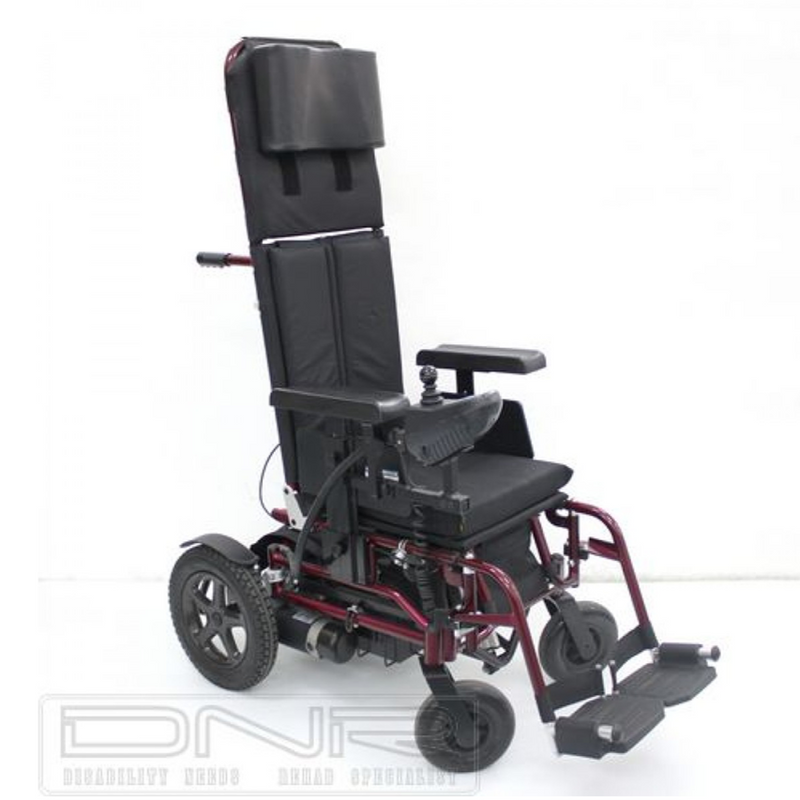 DNR Wheels - Tilt Powerchair