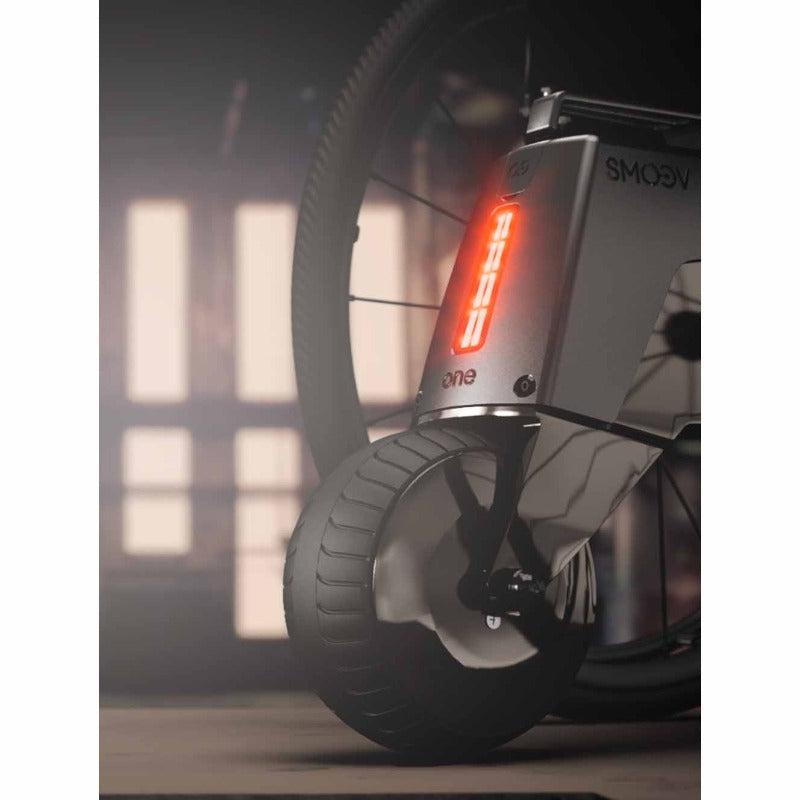 Alber Smoov One Power Assist light