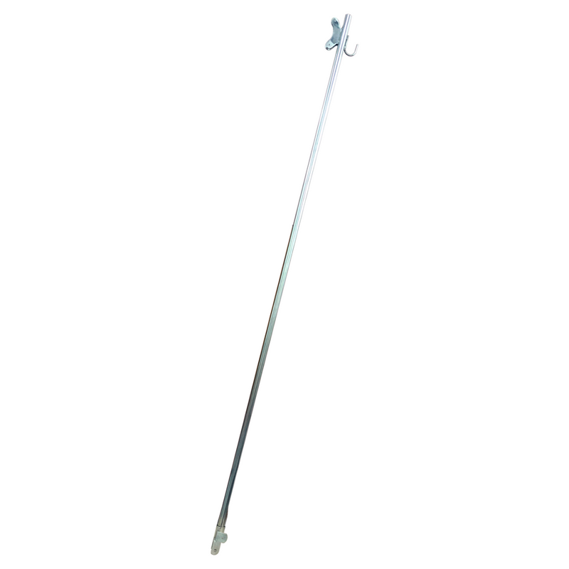DNR Wheels - Stainless Steel IV Pole Signage O-Shape