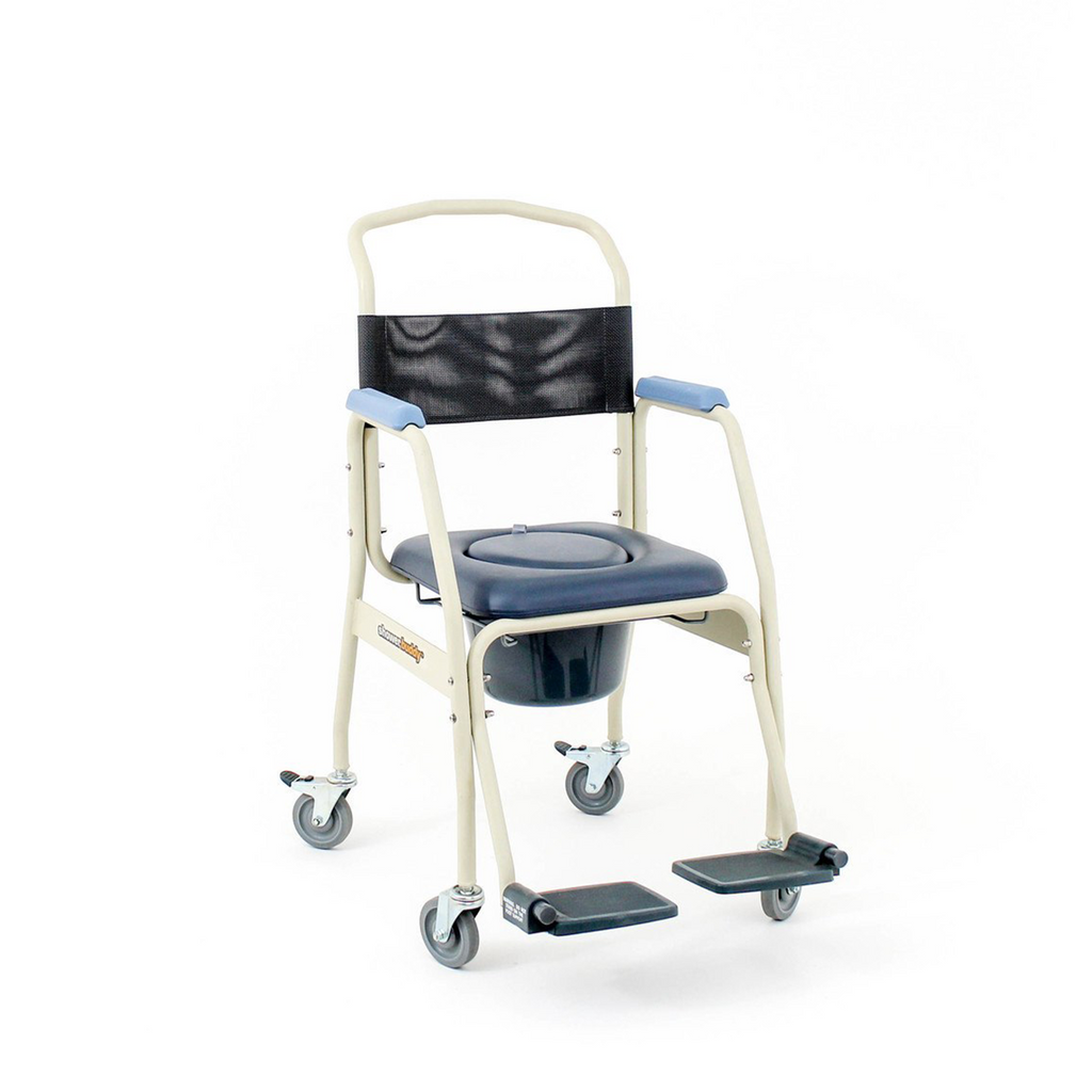 DNR Wheels - Shower Buddy Mobile Commode